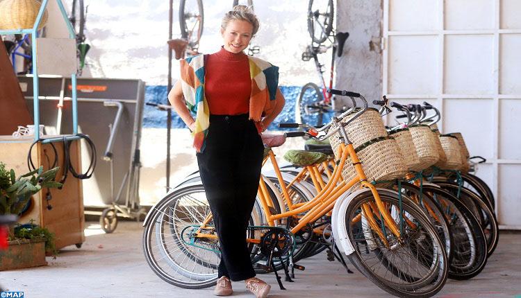 Le vélo, un moyen de locomotion au service du développement