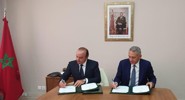 Signature d'une convention d'investissement pour la mise en place d'une unité industrielle spécialisée dans l'industrie de la biscuiterie