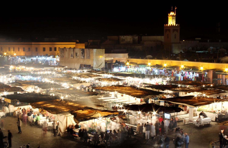 Marrakech 7ème pire destination pour les intoxications alimentaires