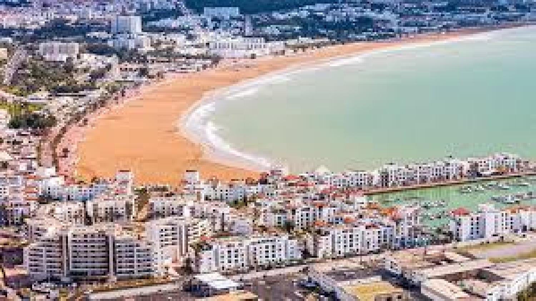 Le roi demande au chemin de fer Marrakech-Agadir de renforcer encore l'économie interne du Maroc.