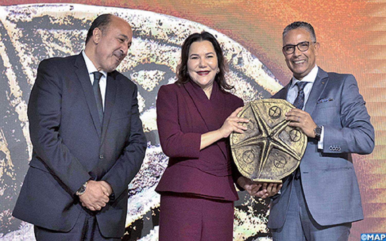 La princesse Lalla Hasna décerne des prix à des projets respectueux de l'environnement