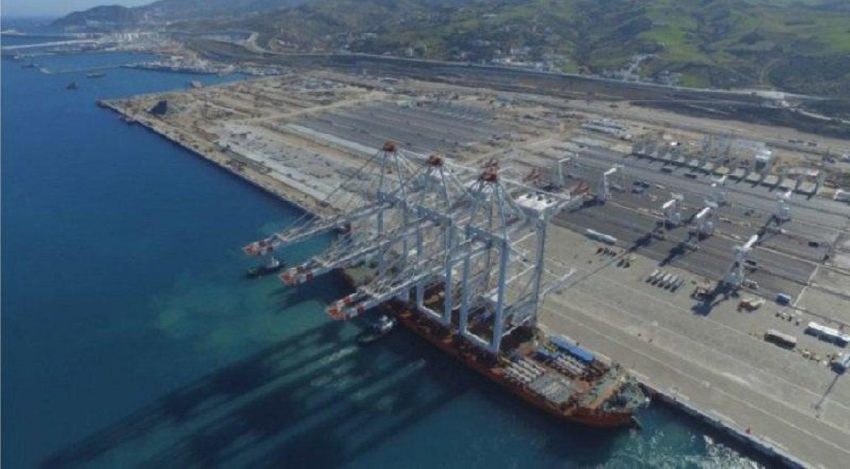 Konecranes fournira le port Tanger Med avec 16 grues à conteneurs