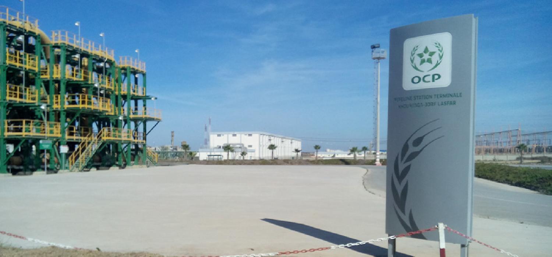 L'usine d'ammoniac du groupe OCP au Nigéria sera opérationnelle d'ici 2023