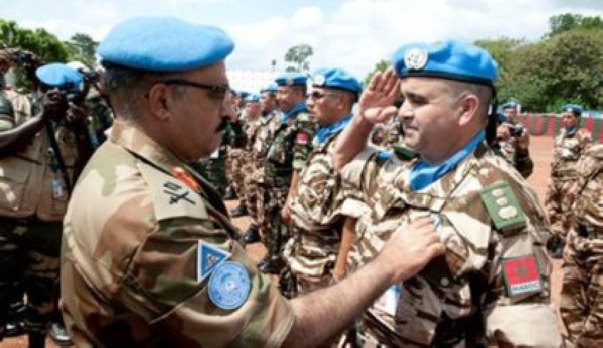 Nasser Bourita : Le Maroc est le partenaire africain le plus engagé de la mission de maintien de la paix de la RCA