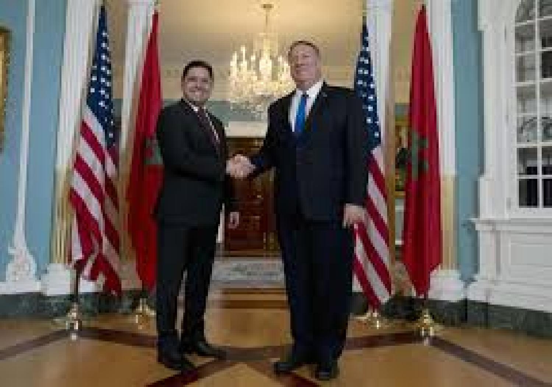 Le secrétaire d'Etat américain Pompeo visite  le Maroc pour renforcer les liens américano-marocains