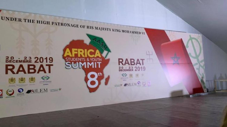Le Maroc accueillera le Sommet 2019 des étudiants et jeunes africains