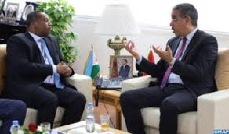 Le Maroc signe un accord avec Djibouti pour partager son expertise dans les énergies renouvelables