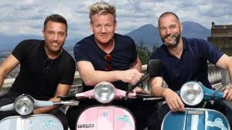 Gordon Ramsay emmène les chefs pour une aventure marocaine pour l'épisode spécial de Noël
