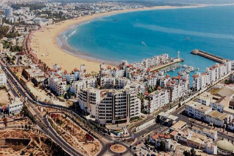 Les touristes ont passé 4 millions de nuitées à Agadir au cours des 10 premiers mois de 2019