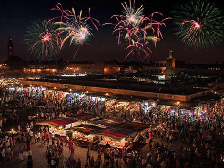 Le Maroc renforce la sécurité pour le bon déroulement des festivités du Nouvel An