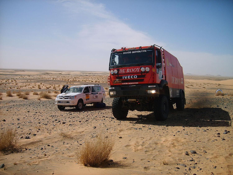 Le Polisario menace d'empêcher les éco-coureurs africains de traverser le Sahara occidental