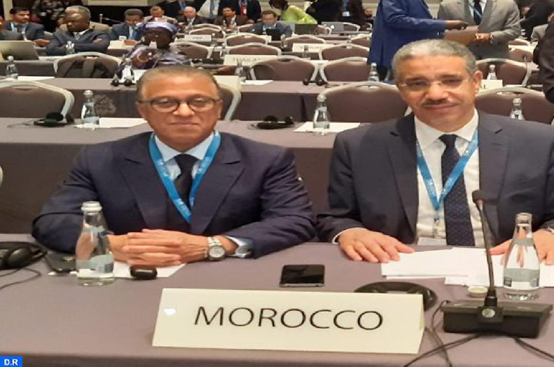 Aziz Rebbah: Le Maroc peut être un fournisseur mondial d\'hydrogène vert