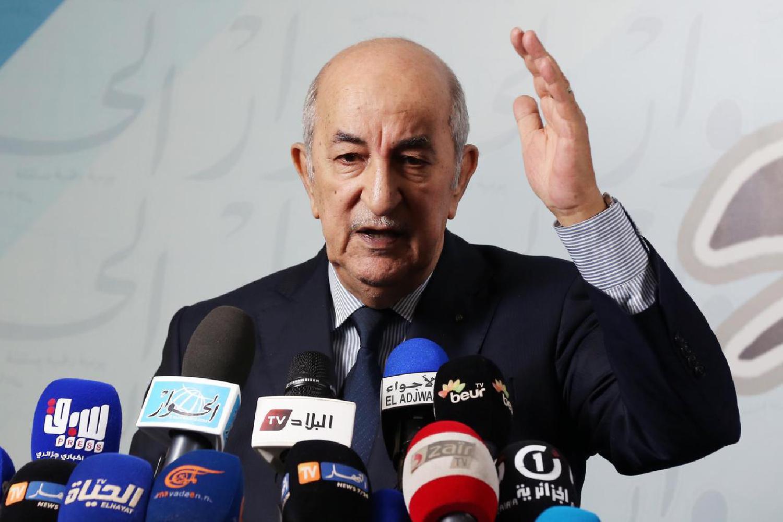 Président algérien: Nous continuerons à soutenir le Polisario