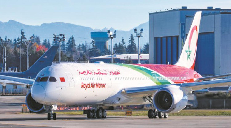 Royal Air Maroc suspend les vols Pékin-Casablanca à cause du Coronavirus