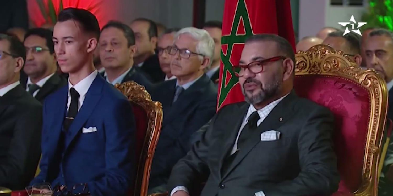 Le roi Mohammed VI lance le programme de développement urbain d'Agadir