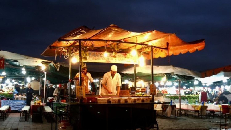 Marrakech figure parmi les 30 meilleures villes de street food au monde
