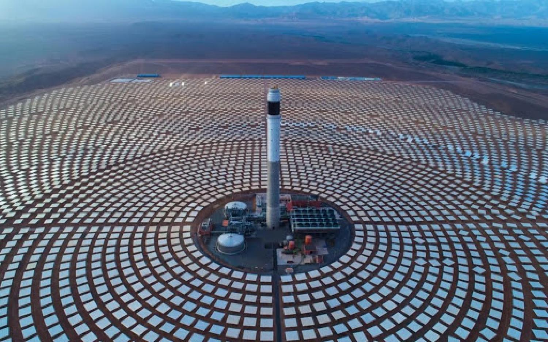 Le Maroc devient leader arabe de la production d'électricité à source d'énergies renouvelables
