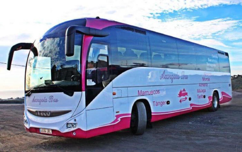 Une entreprise espagnole ouvrira une ligne de bus Espagne-Maroc