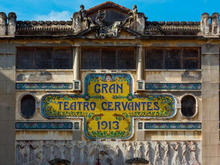 Le gouvernement espagnol offre le Gran Teatro Cervantes comme don au Maroc