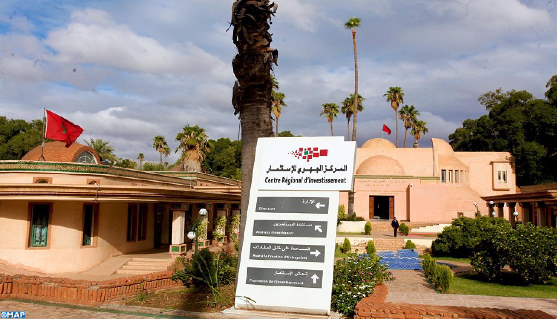 Ouverture d'une représentation du CRI de Marrakech-Safi