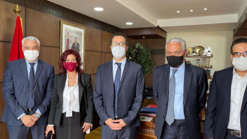 La situation des entreprises de presse au centre d'une réunion entre l'ANME et le ministre de la Culture, de la Jeunesse et des Sports