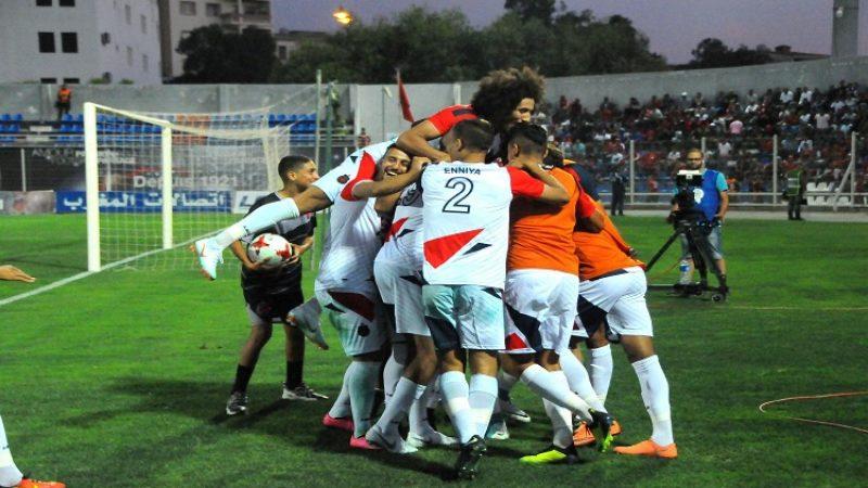Le Difaa El Jadida s'incline à domicile face à l'Olympic Safi