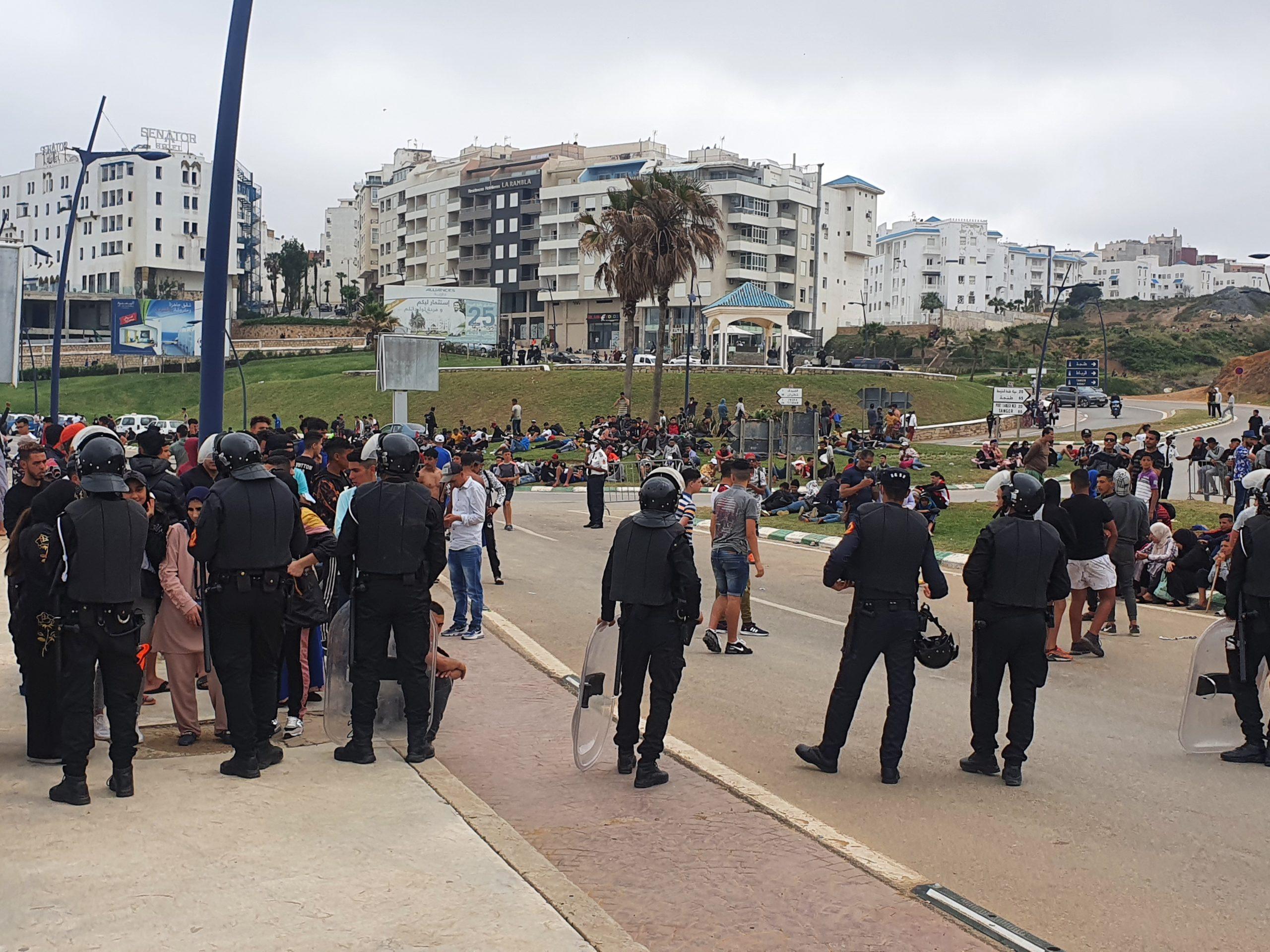 Ceuta, Le Monde et nous Les interconnexions et les interprétations d'une crise saisonnière