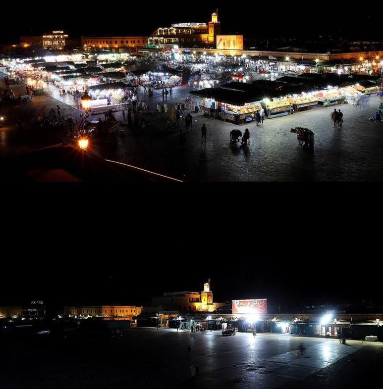 Jour de Fête sous Covid19: les préoccupations des marrakchis