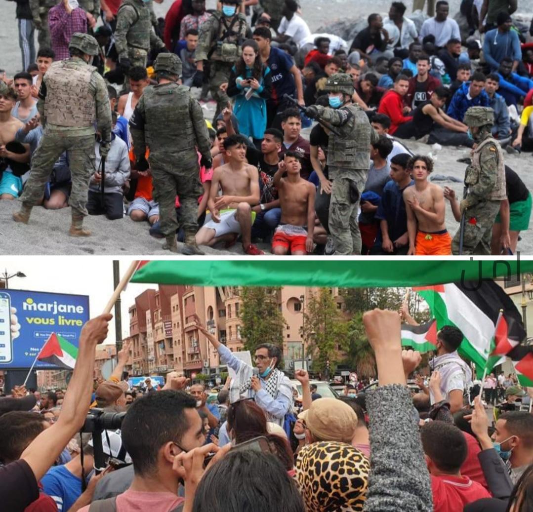 L'image du Maroc à l'heure de Jérusalem et de Ceuta