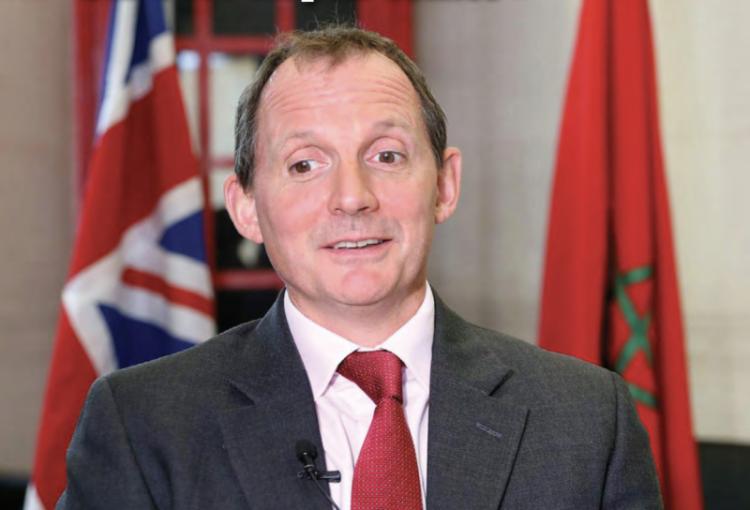 L'ambassadeur britannique poursuit ses tweets furieux contre Royal Air Maroc