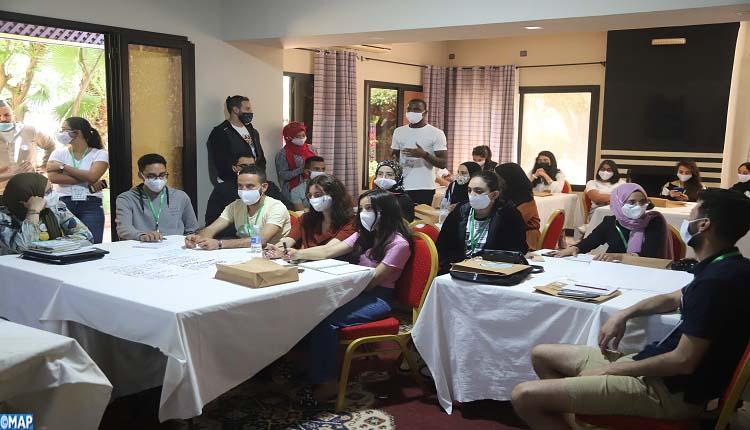 Camp de formation sur la gestion des déchets au profit des jeunes