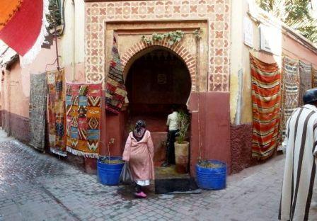 Le Journal de l'Eau de Marrakech. Le dernier flash. Les alertes générales.