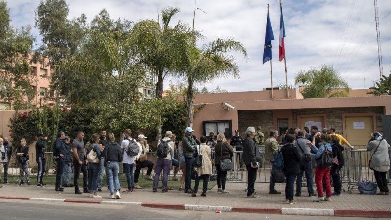 Les Résidents Étrangers de Marrakech confrontés au Covid19. Perte d'horizons et perplexité stressante.