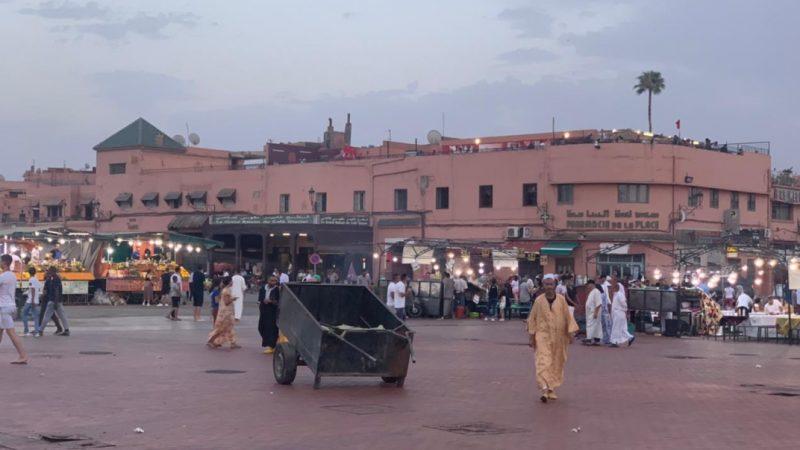 La Place Jamaa el Fna sur les traces du Port de Liverpool déclassé par l'UNESCO ?