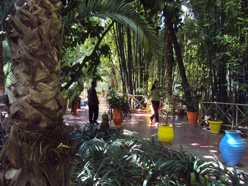 La Fondation Jardin Majorelle, une annonce en trompe-l'oeil ?