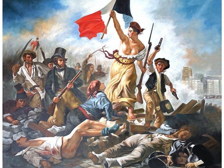 Delacroix, un voyage au Maroc. L'exposition, le soutien. Et après !?